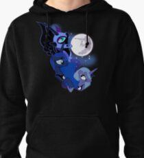 3 Luna Moon Pullover Hoodie