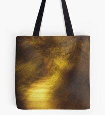 Blurred Pathway Tote Bag