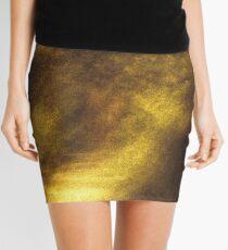 Blurred Pathway Mini Skirt