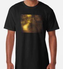 Blurred Pathway Long T-Shirt