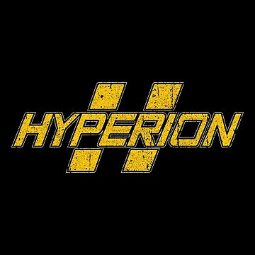 Hyperion by huckblade