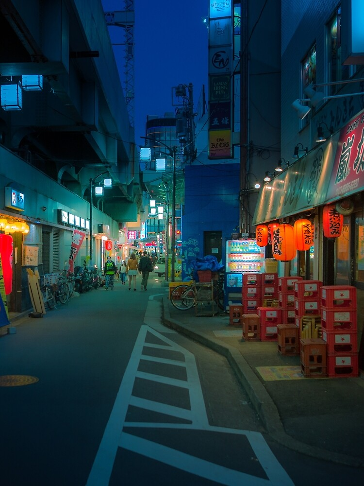 Small Streets of Koenji by TokyoLuv