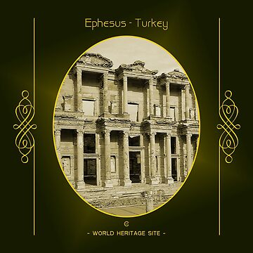 Ephesus World Heritage Site In Turkey by vysolo