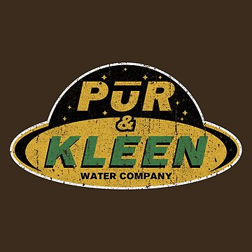 Pur & Kleen Water Company (Variant) by huckblade