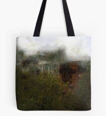 After the Blitz Tote Bag