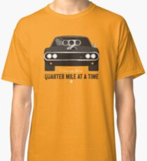 Cinema Obscura Series - The Fast & the Furious - Quarter Mile Classic T-Shirt