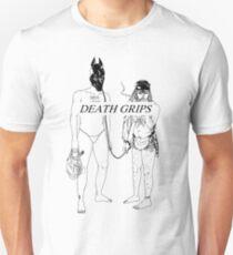 Death Grips - Der Geldladen Slim Fit T-Shirt