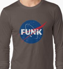 Space Funk Long Sleeve T-Shirt