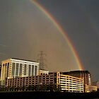 Texas Double Rainbow by Swede