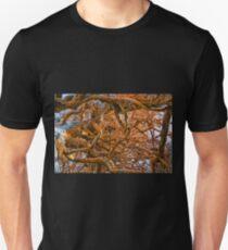 Red Lichen Unisex T-Shirt