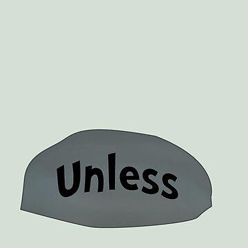 Unless by HenryGaudet