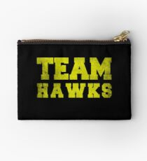 Team Hawks, Yellow, Studio Pouch