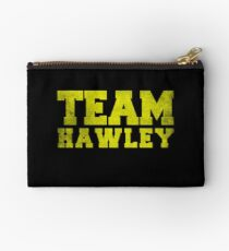 Team Hawley, Yellow, Studio Pouch