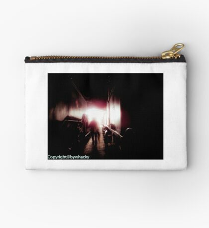 Train shed Ghost Studio Pouch
