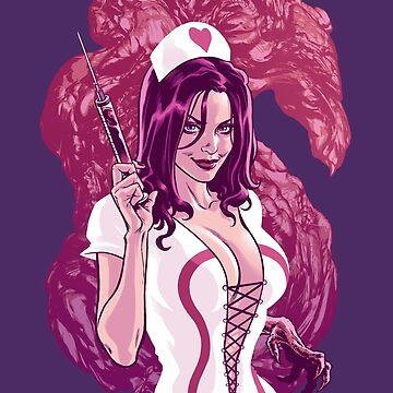 Sheila the Healer by krisvahl
