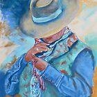 Glad Rags   (Pastel) by Linda Sparks