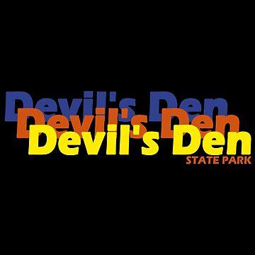 Devil's Den State Park Arkansas Souvenirs AR by fuller-factory