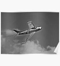 US Air Force Jet Poster