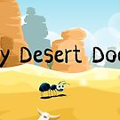 Daily Desert Doodle - The Blog and the Podcast by Fjfichman