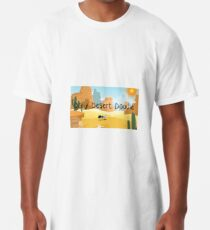 Daily Desert Doodle - The Blog and the Podcast Long T-Shirt