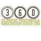 (360) Olympic Peninsula  by EvePenman