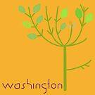 Washington Tree by EvePenman