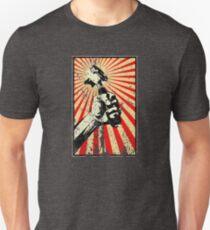 Coffee Revolution! Distressed Unisex T-Shirt