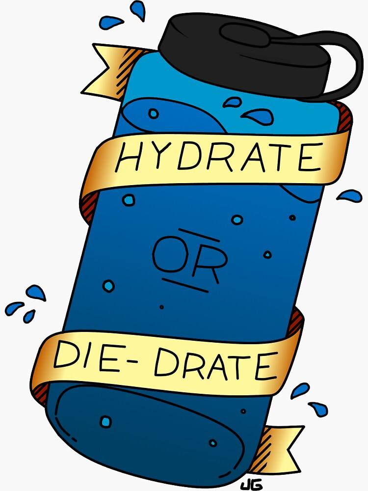 Hidratar o Die-Drate de Jackapedia
