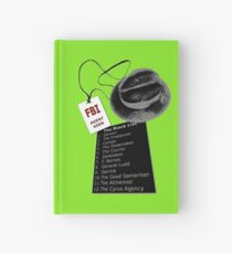 The Black List Top 12 Hardcover Journal