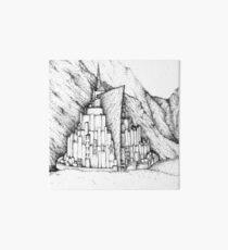 Minas Tirith Art Board Print