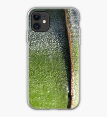 Aurora bamboo iPhone Case