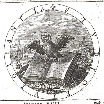 Emblem book by znamenski