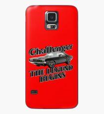 Challenger Case/Skin for Samsung Galaxy