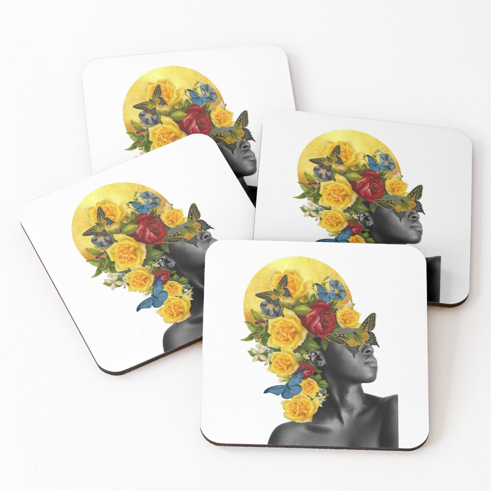 Precious Coasters (Set of 4)