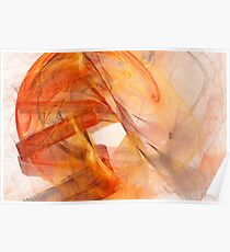 Abstract Passion Poster