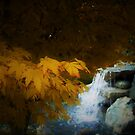 Golden Leaves by EvePenman