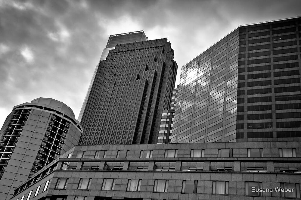 Windows on Logan Square - Philadelphia, PA by Susana Weber