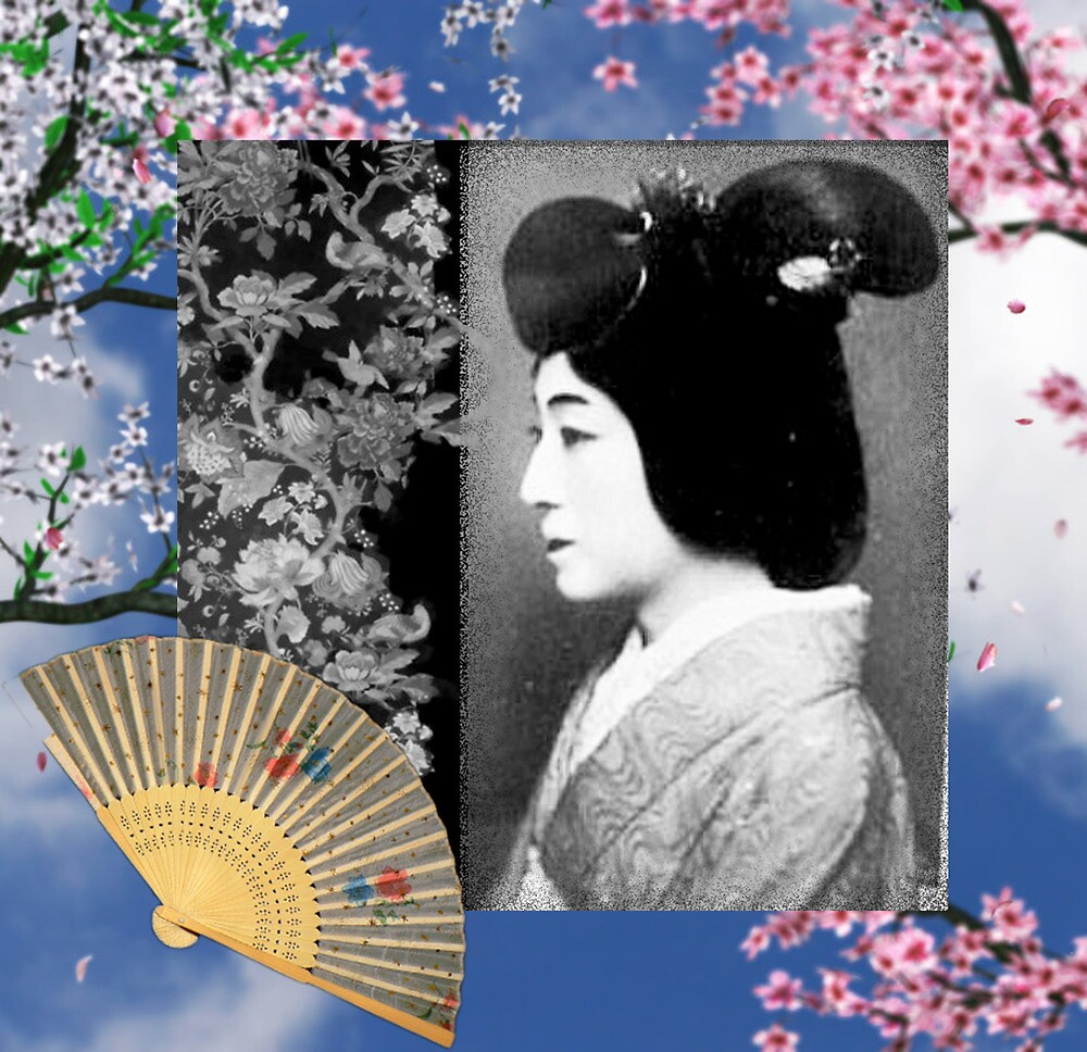OLD WORLD GEISHA by Tammera