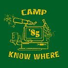 Camp Know Where (Aged) by VanHand