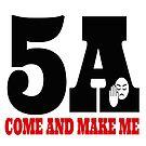 5A: Fifth Amendment by EvePenman