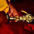 bell. tibetan ritual, northern india by tim buckley | bodhiimages