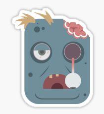 Zombiedie! Sticker