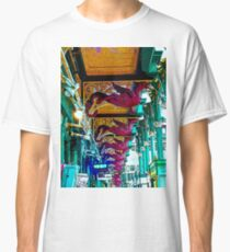 Dragons of Leeds Market bywhacky Classic T-Shirt