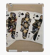 ROYAL WIN  iPad Case/Skin