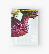 Leeds Market Dragon bywhacky Hardcover Journal