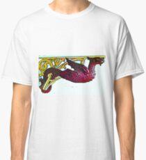 Leeds Market Dragon bywhacky Classic T-Shirt
