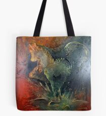 Spirit of Mustang Tote Bag