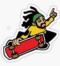 Skateboard Skateboard Sticker