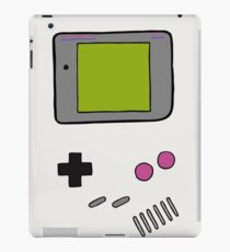 Retro Game Boy iPad Case/Skin