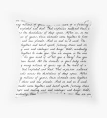 Unique in the Universe Throw Pillow